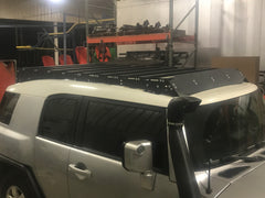 FJ Cruiser Full replacement roof rack