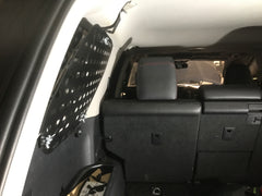 4th gen Toyota 4runner Hatch Window Molle Panels