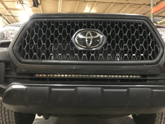 2016-2018 Tacoma Hidden led light bar mount