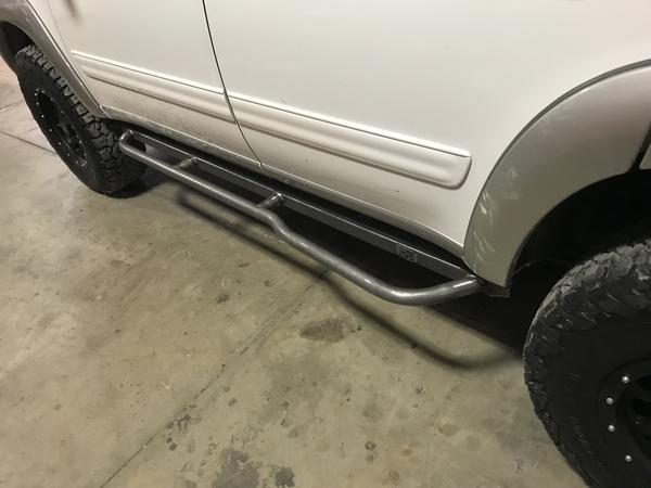 3rd gen (1996-2002) Toyota 4Runner Type 4 Rock Slider