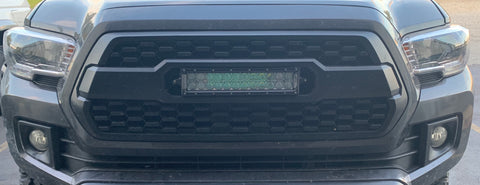 Pro grille light holder