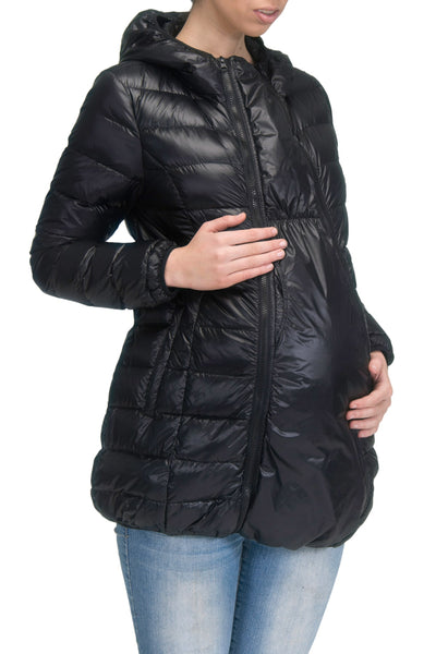 Maternity Down Lightweight Jacket
