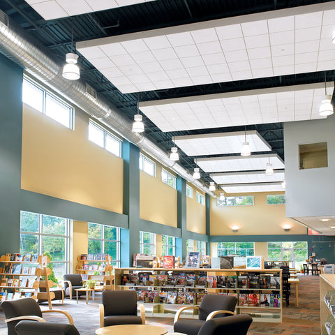 Library Ceiling