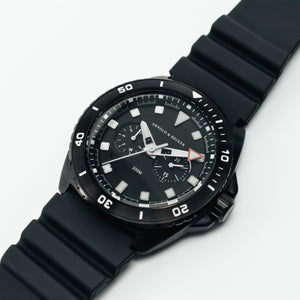 Blue Ocean Diver - Black Barracuda