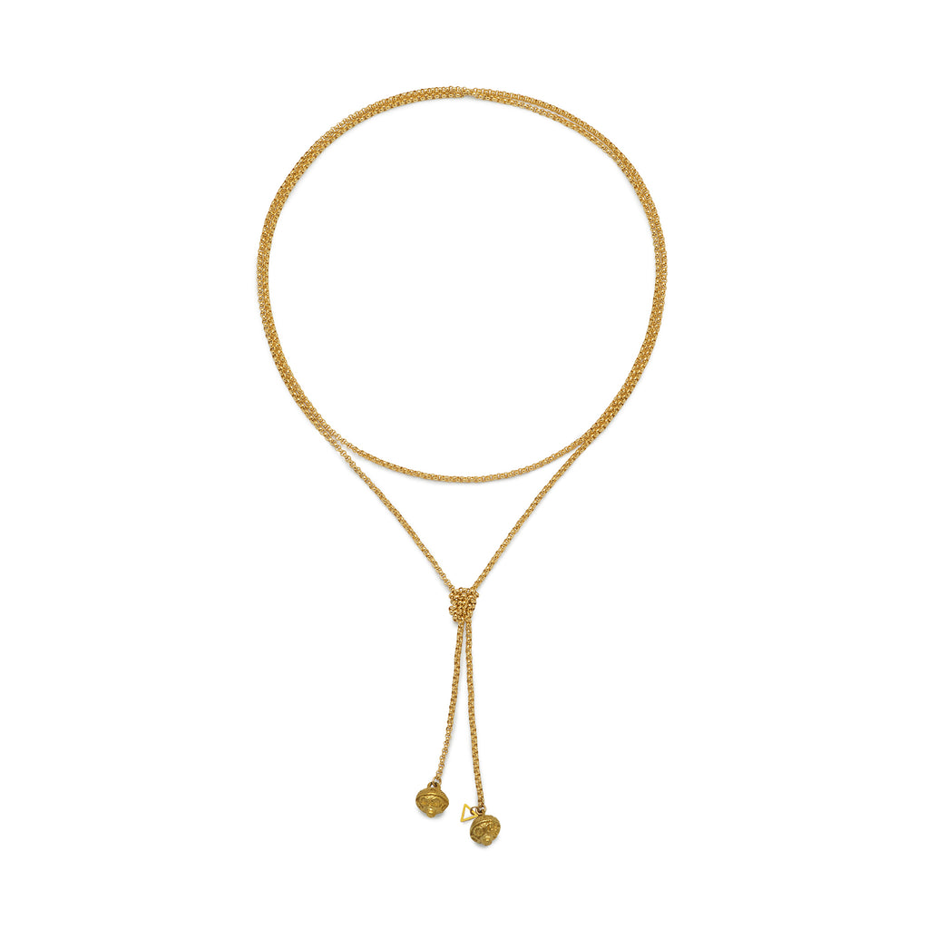 Teti Lariat Necklace