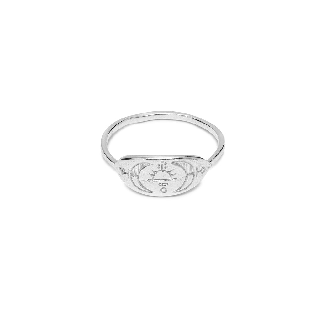 Astrid Ring in Silver