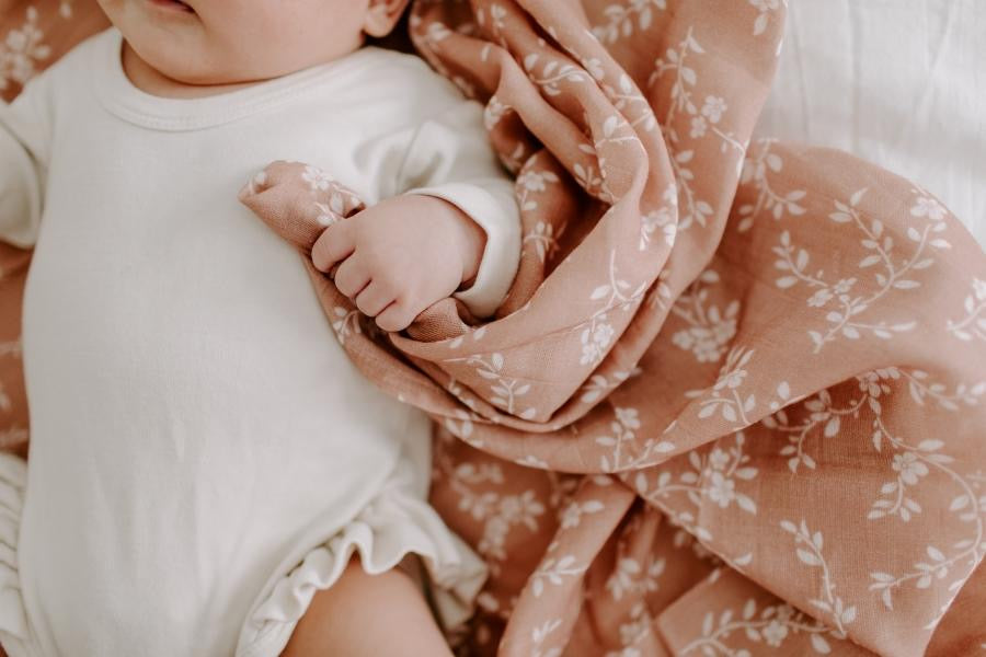 Bloom Swaddle - Sienna