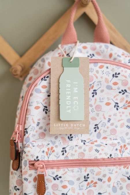 Little Dutch Spring Flowers Backpack