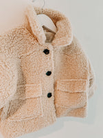 Load image into Gallery viewer, Oversized 'Polar Bear' Coat in Oatmeal