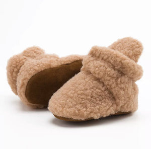 Soft Sole Baby Booties