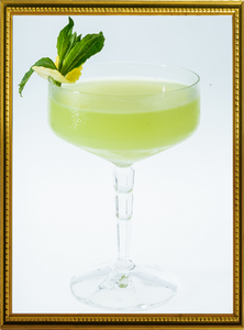 Absinth Cocktail: La Folie Verte