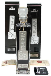 "Absinth ""Black Edition"" - 85 Jahre Abtshof"
