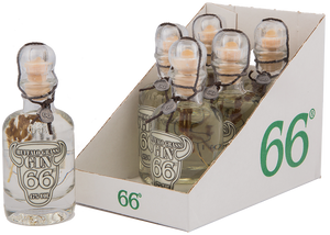 Mini butelki Buffalo Grass Gin 66® - 6x40ml / 47% vol.