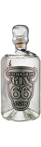 Buffalo Grass Gin 66® - 0,5 l