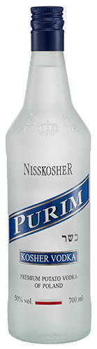 Nisskosher Vodka Purim®