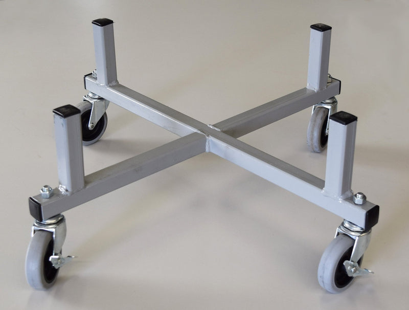 "MiJET Drum Dolly. 20 gal. - 4 wheels for 12"" models"
