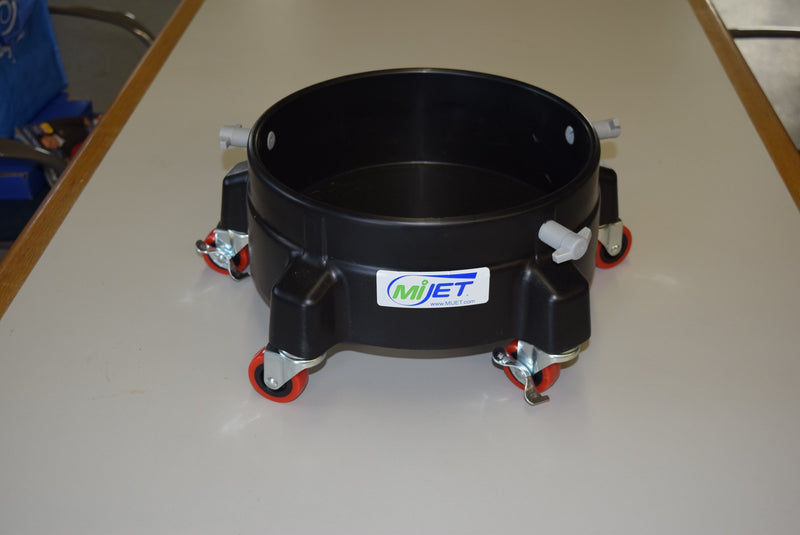 "MiJET Bucket Dolly for 8"" Model"