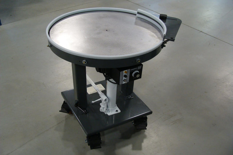 "36"" Rotary Table - UHMW Top"
