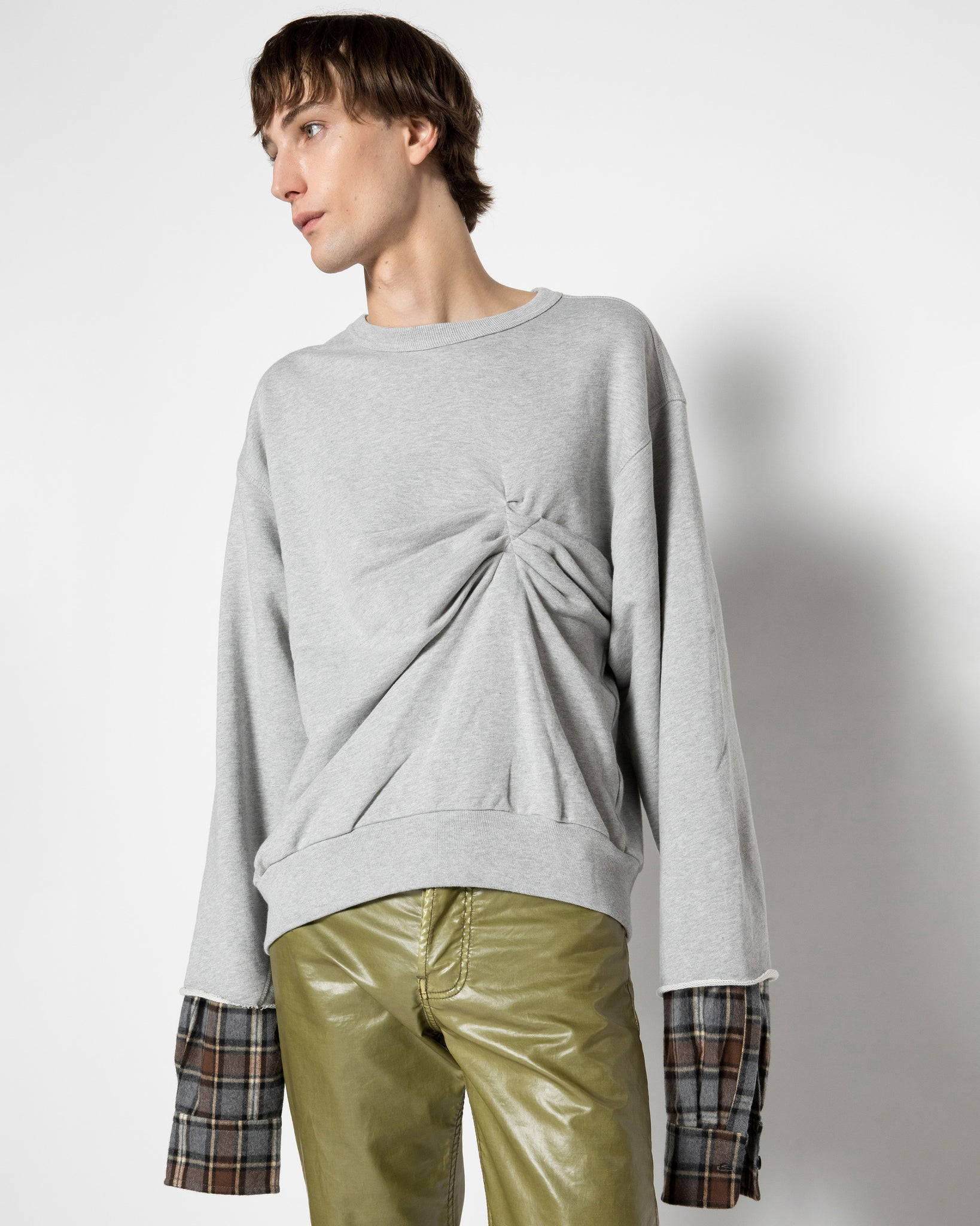 HOXTI BIS asymmetrical sweater
