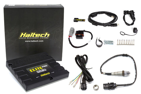 "Elite PRO Plug-in ECU - Ford Falcon i6 ""Barra"" + Onboard Wideband Sensor Kit"