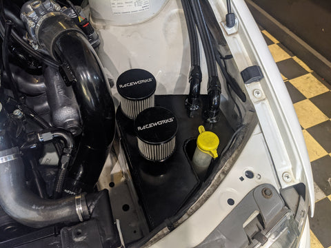VR-VS  Catch Can (To suit Washer Filler Neck)
