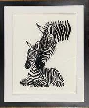 Load image into Gallery viewer, Baby&Mama Zebras