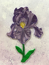 Load image into Gallery viewer, Iris Flower