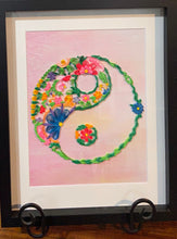 Load image into Gallery viewer, Floral Yin Yang