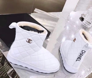 Chanel Boots