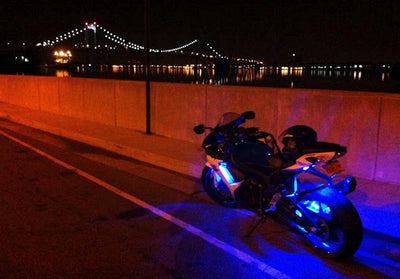 Sport Motorcycle 162 Multi-Color LED Kit