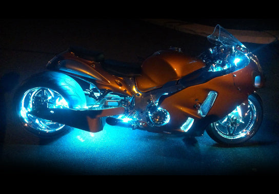 ProSeries Sport Motorcycle 180 Multi-Color LED Kit