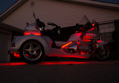 Trike 216 Single Color LED Kit