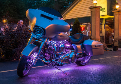 Touring Motorcycle 288 Multi-Color LED Kit