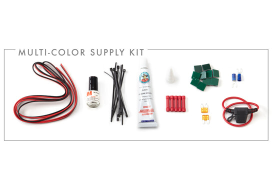 Multi-Color Supply Kit