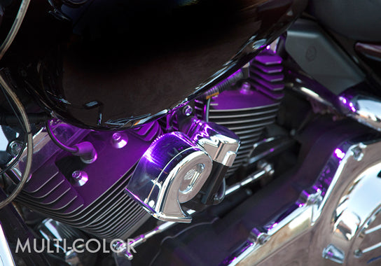 Cruiser Motorcycle 36 Multi-Color LED Kit