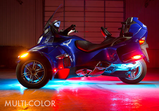 Can-Am Spyder 216 Multi-Color LED Kit