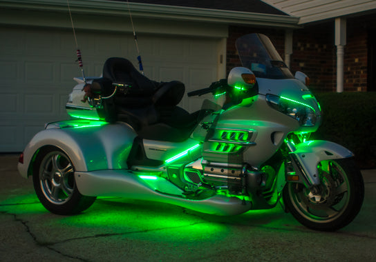 Trike 216 Multi-Color LED Kit