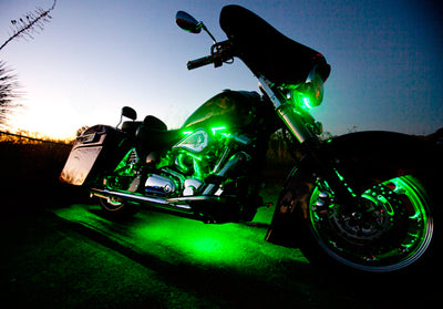 ProSeries Touring Motorcycle 234 Multi-Color LED Kit