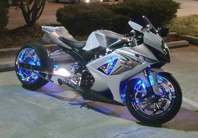 ProSeries Sport Motorcycle 234 Multi-Color LED Kit