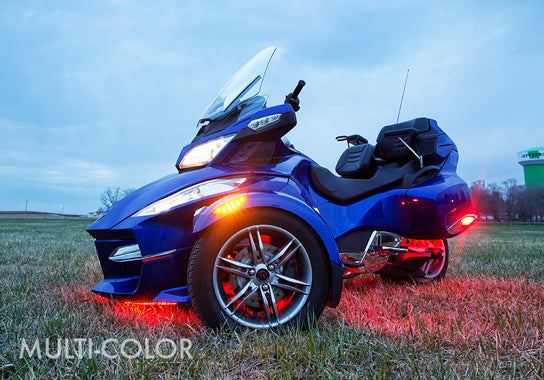 ProSeries Can-Am Spyder 243 Multi-Color LED Kit