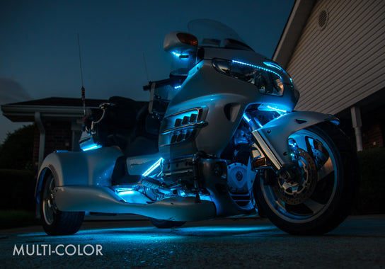 Trike 243 Multi-Color LED Kit