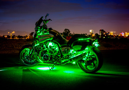 ProSeries Touring Motorcycle 288 Multi-Color LED Kit