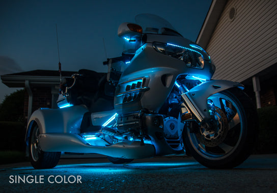 Trike 243 Single Color LED Kit