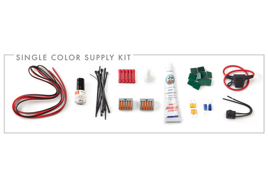 Single Color Supply Kit