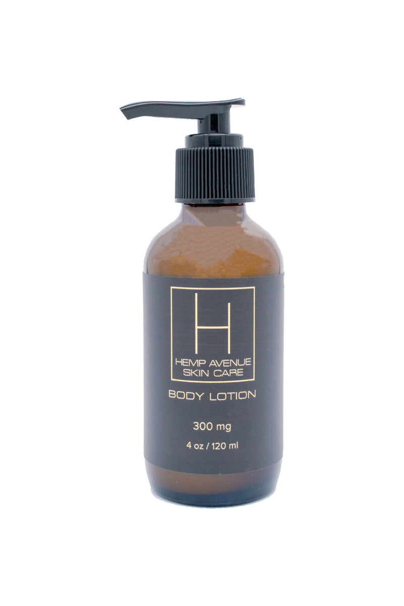 Body Lotion 300 mg