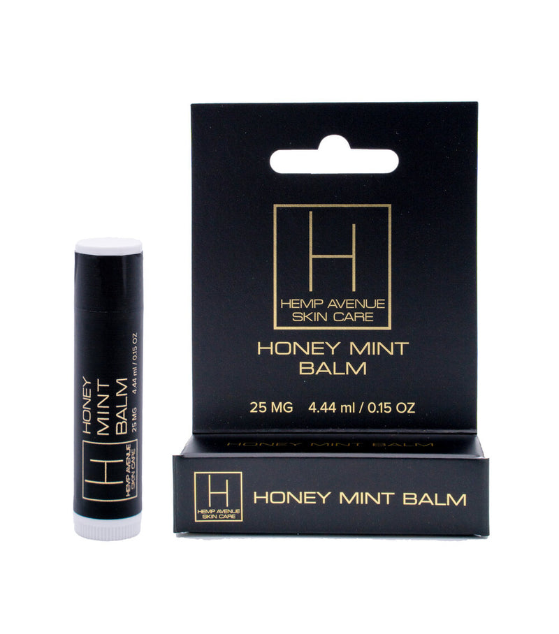 Lip Balm 25 mg - Honey Mint