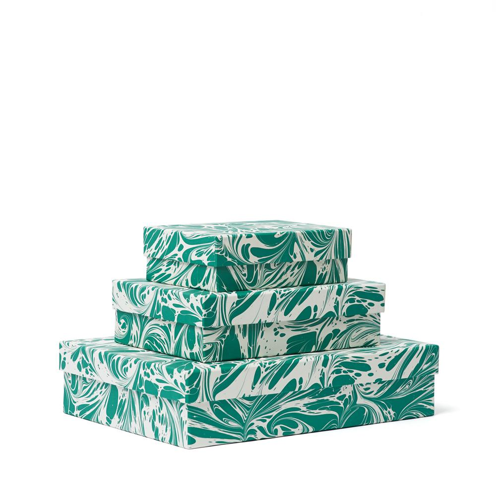 FANTASY Decorative Box<br>Emerald Green - Esme Winter