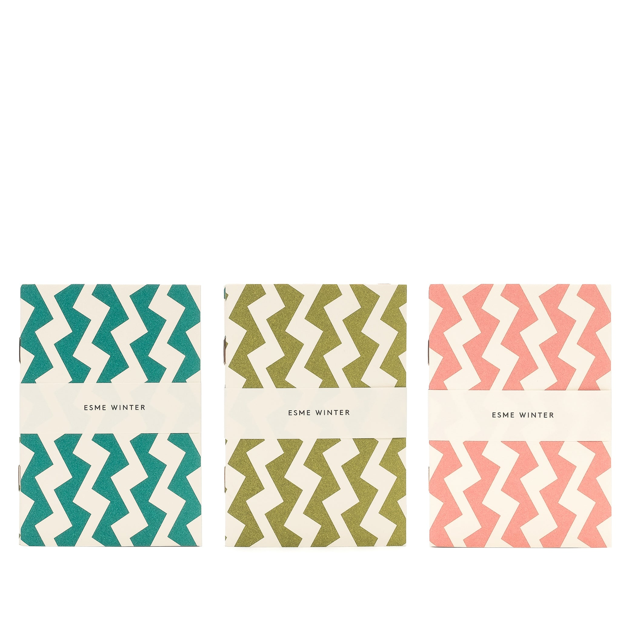 DANCERS <br> Pack of 3 Pocket Notebooks - Esme Winter