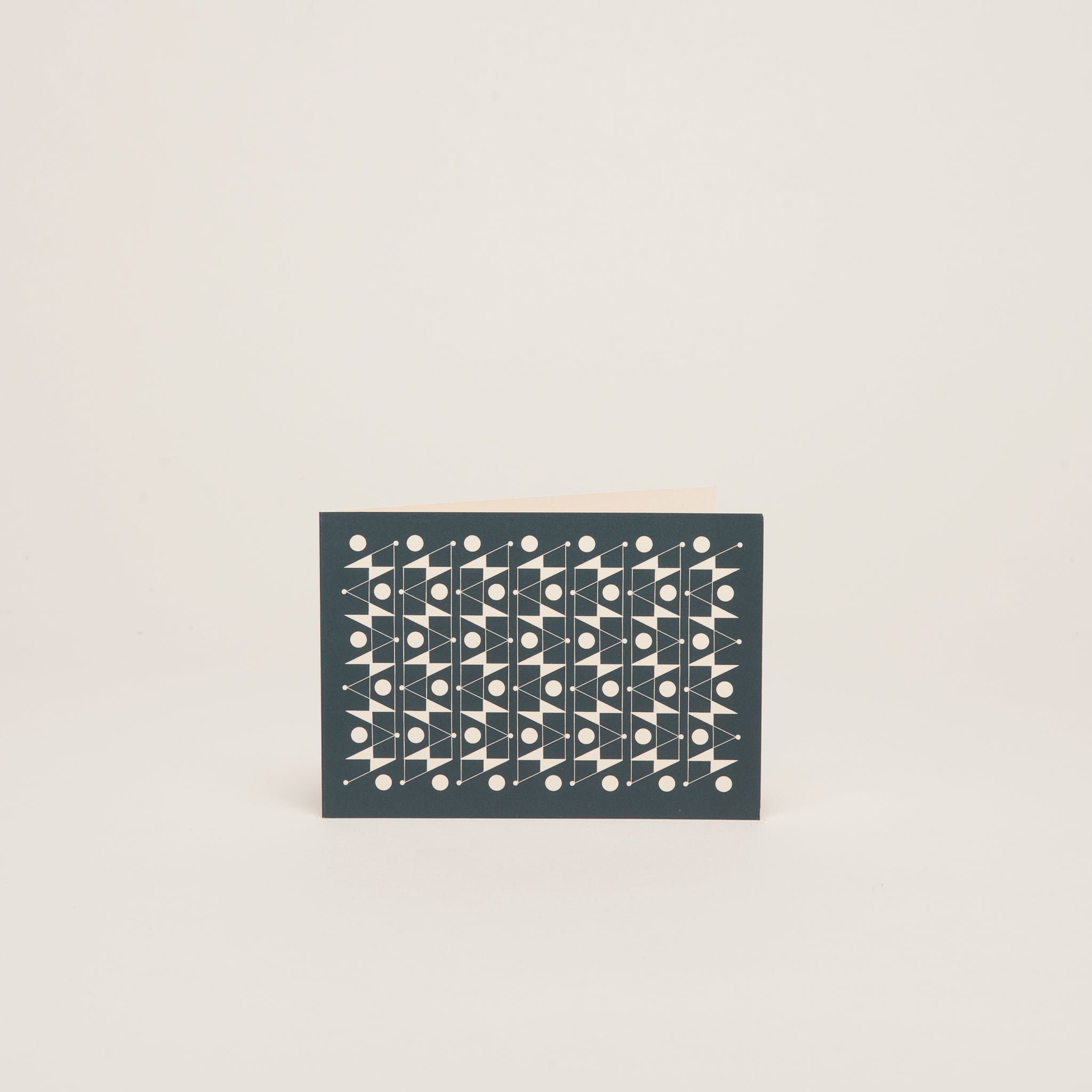 FREQUENCY Notecard <br> Navy Blue - Esme Winter