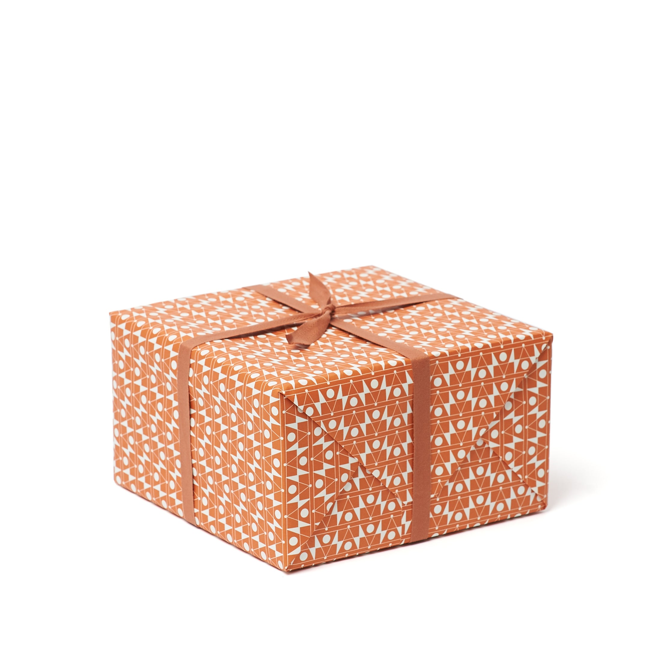 FREQUENCY Patterned Paper <br>Orange - Esme Winter